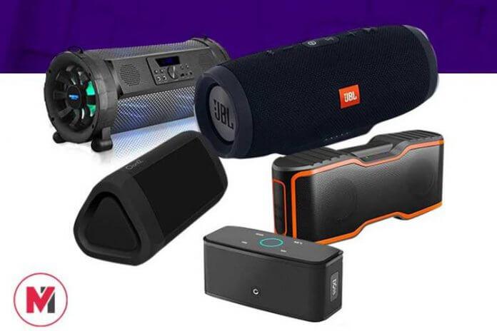 Best Portable Bluetooth Speakers
