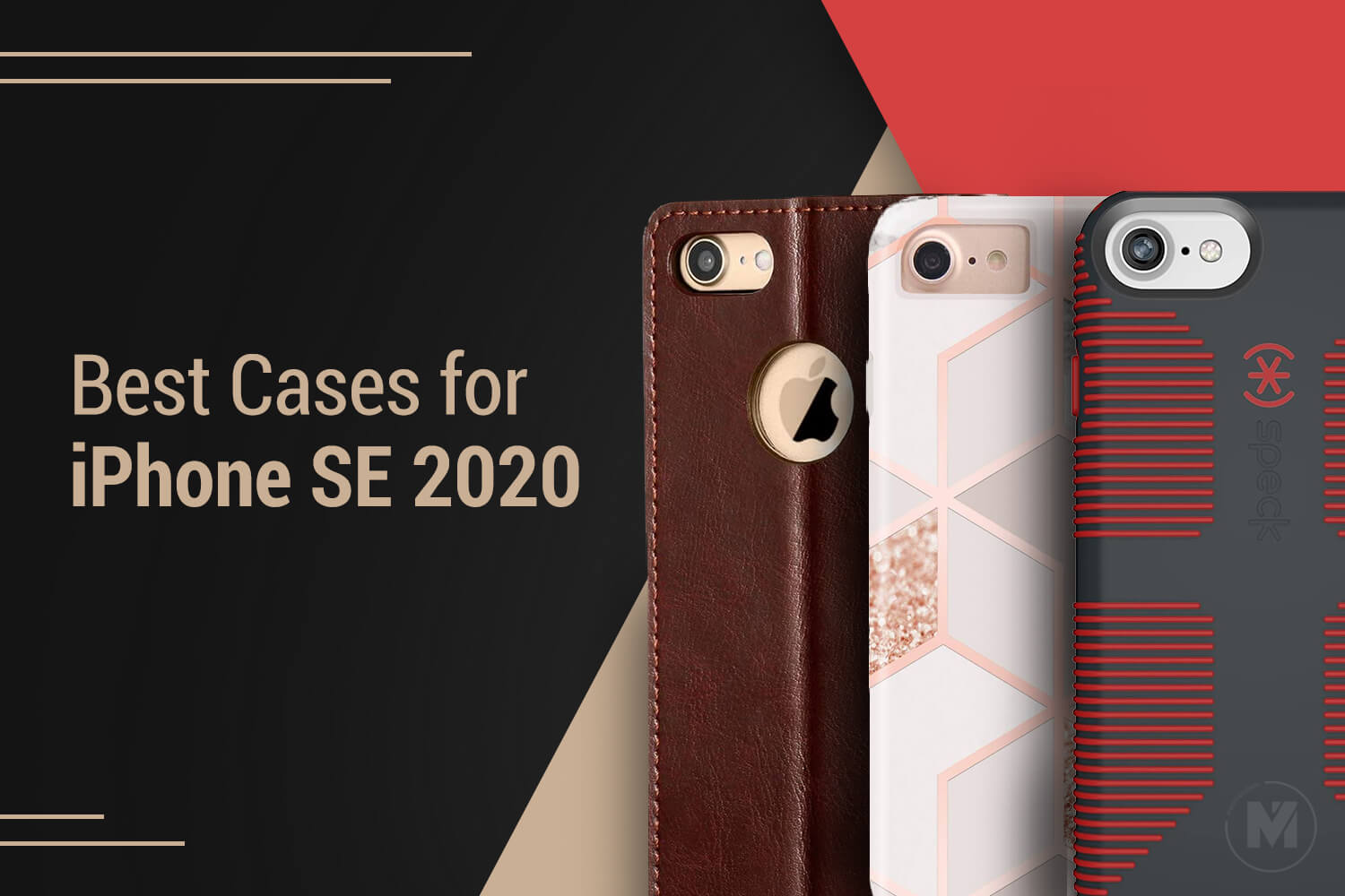 15 Best Cases for iPhone SE 2020