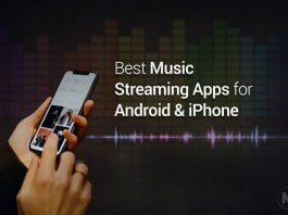 Best Music Streaming Apps Android iPhone