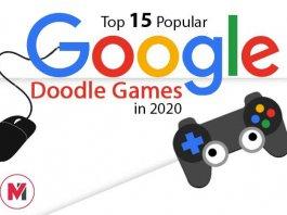Popular-Google-Doodle-Games