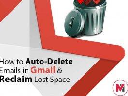 Auto Delete Emails Gmail
