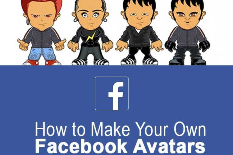 How to Make Your Own Facebook Avatars