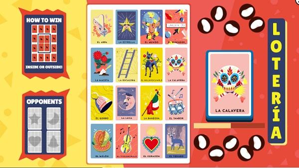 Loteria Doodle