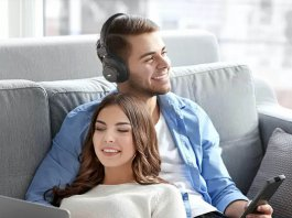 Avantree HT5009 Best Wireless Headphones to Watch TV
