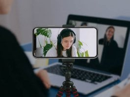How to Use Your iPhone as a Webcam for Video Conference