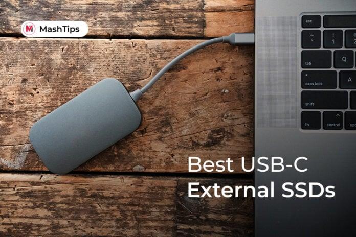Best USB C External Hard Drives