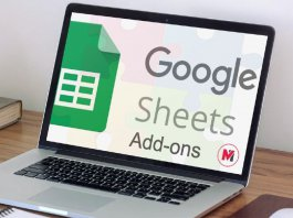 Google Sheets Add-ons