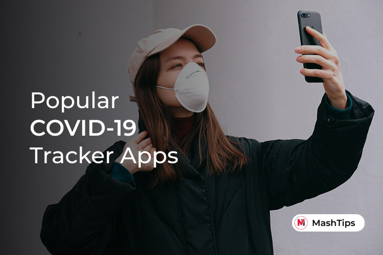 Popular Covid Tracker Apps for Android and iOS