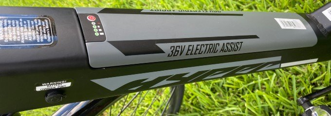 700c-Hyper-E-Bike Battery Frame