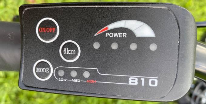 700c-Hyper-E-Bike Control