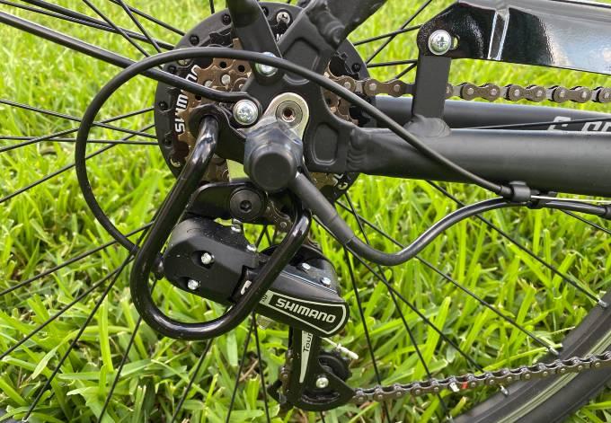 700c-Hyper-E-Bike Gear