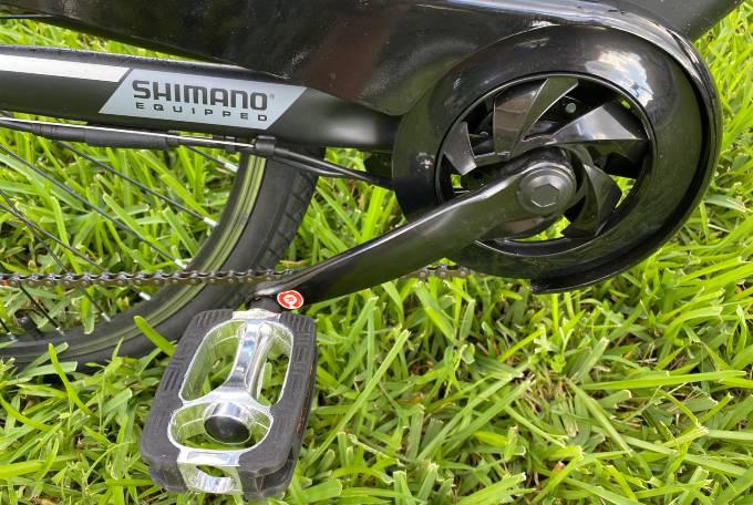 700c-Hyper-E-Bike Pedal