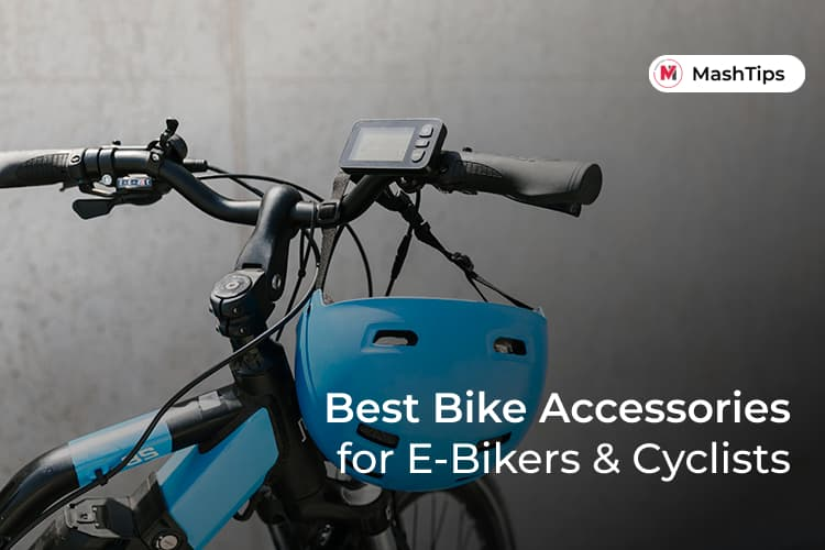 Best Bike Accessories for E-Bike and Bicycles