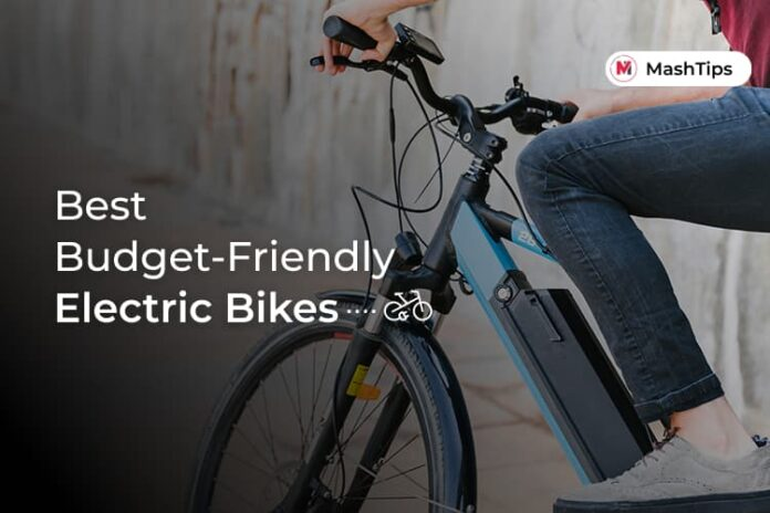 Best Budget-Friendly Electric Bikes for Everyone