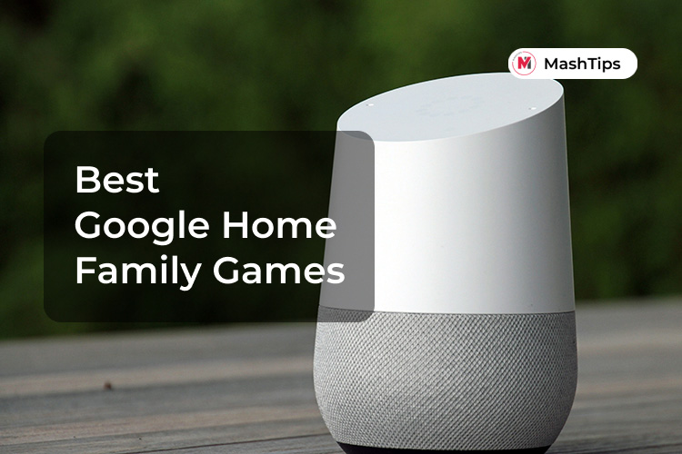 Best Google Home Family Games