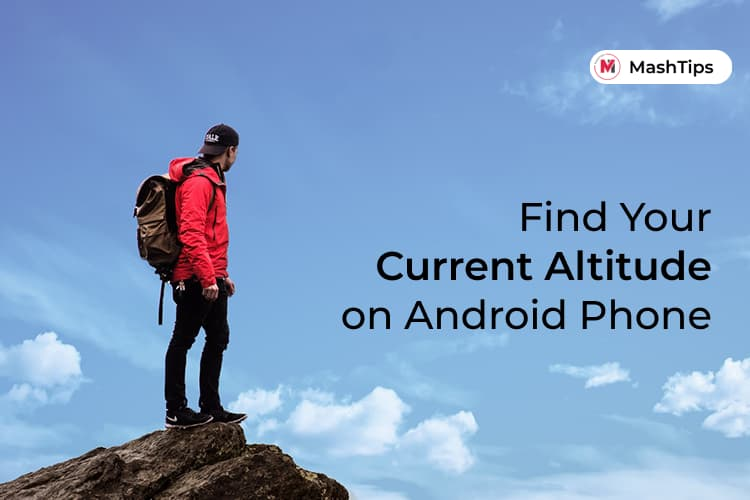 Find Your Current Altitude on Android