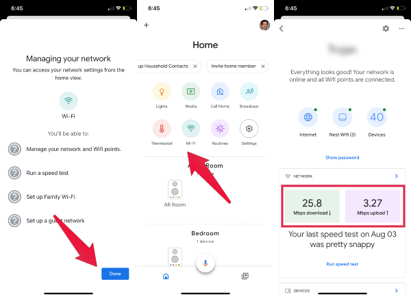 Google Home Nest WiFi Setup