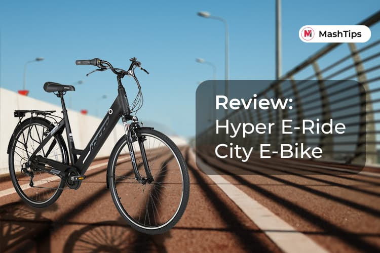 Hyper E-Ride E-Bike Review