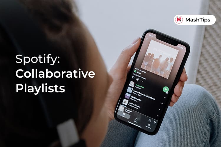 Make Collaborative Playlists on Spotify iPhone Android Mac Windows