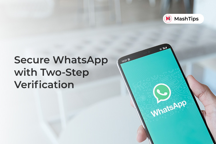 Secure WhatsApp with Two Step Verification