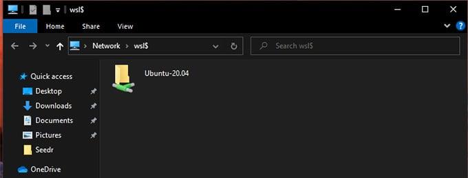 select linux distro drive