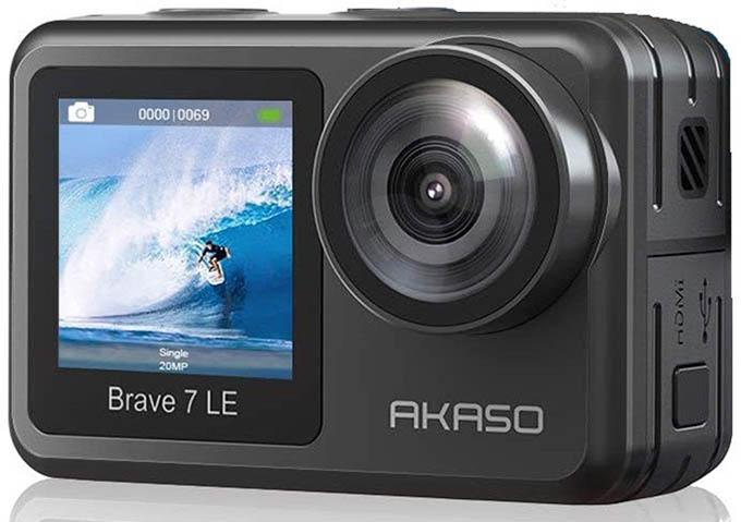 AKASO-Brave-7-LE-Camera