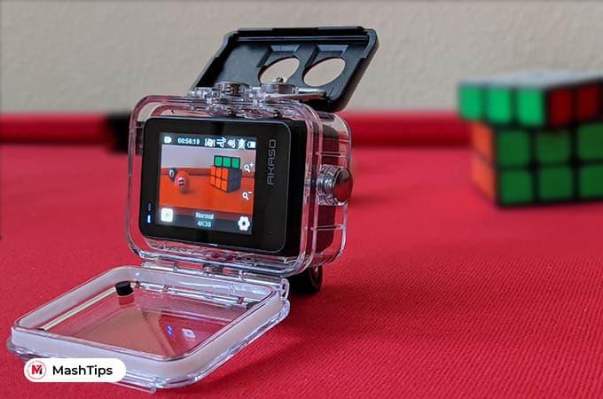 AKASO Bravo 7 LE Action Camera Waterproof Protective Case