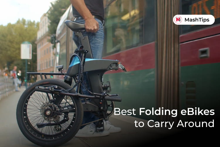 Best Folding E-Bikes to Carry