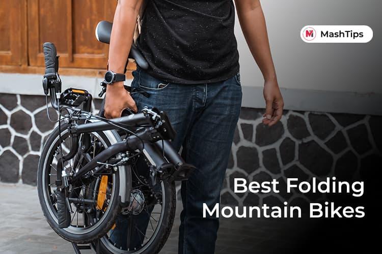 Best Folding Mountain Bikes