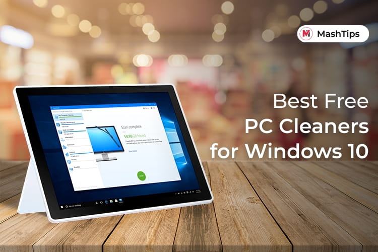 Best Free Windows 10 PC Cleaner Software