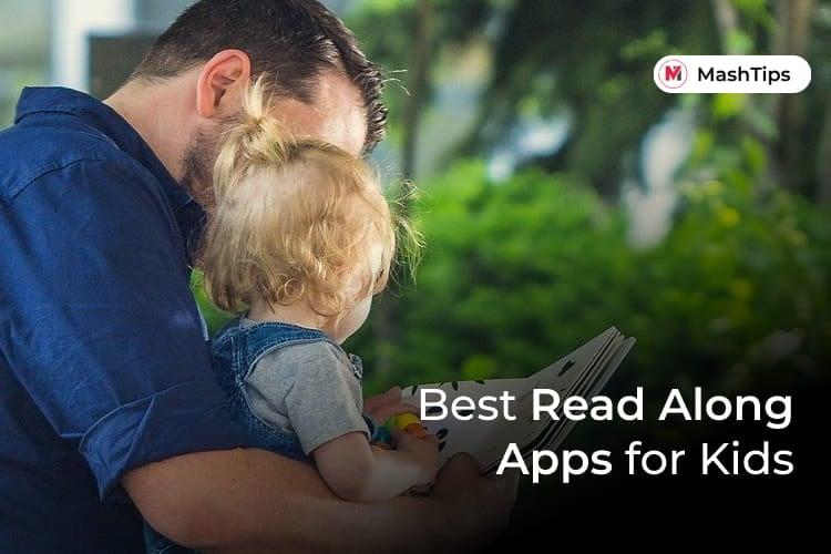 Best Kids Read Along Apps