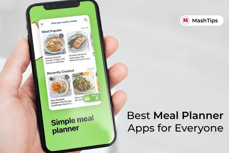 Best Meal Planner Apps for Android and iPhone