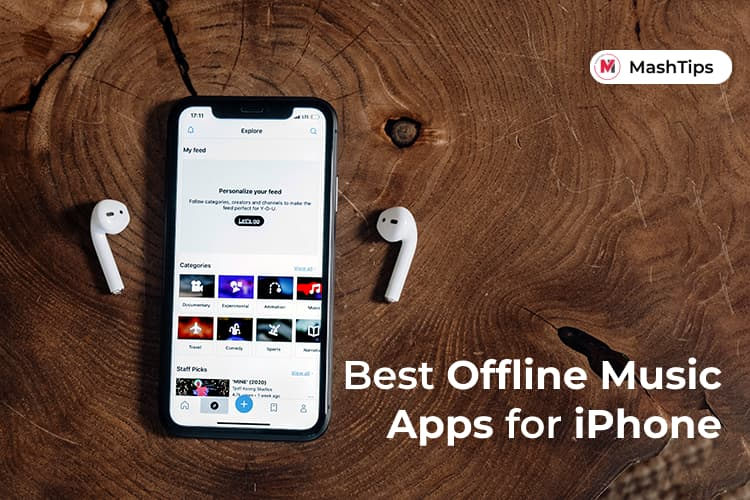 Best Offline Music Apps for iPhone