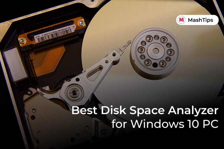 Best Windows Disk Space Analyzer Tools