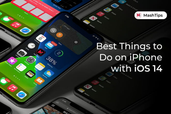 Best iOS 14 Features on iPhone