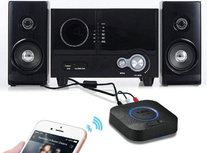 Bluetooth Audio Adapter