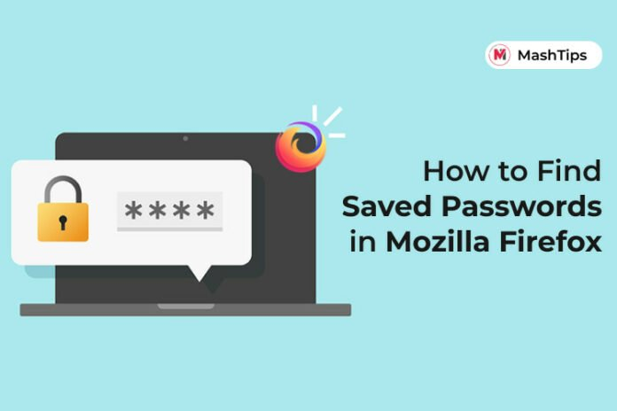 Find Firefox Saved Passwords on Android iPhone Windows Mac