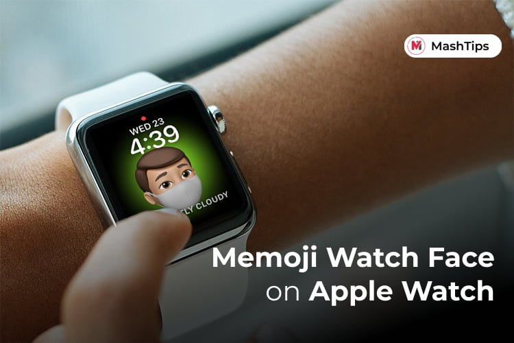 Get Memoji Watch Face on Apple Watch