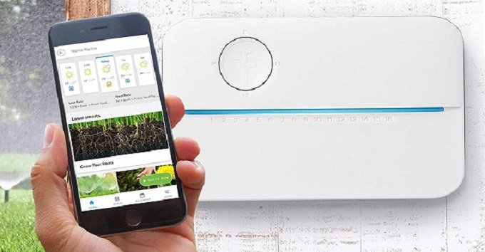 Rachio R3e smart sprinkler 2