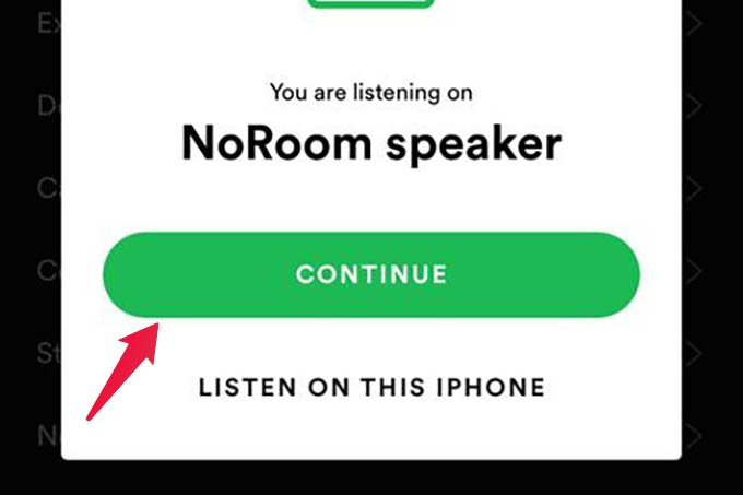 Spotify Google Home Streaming from iPhone or Android