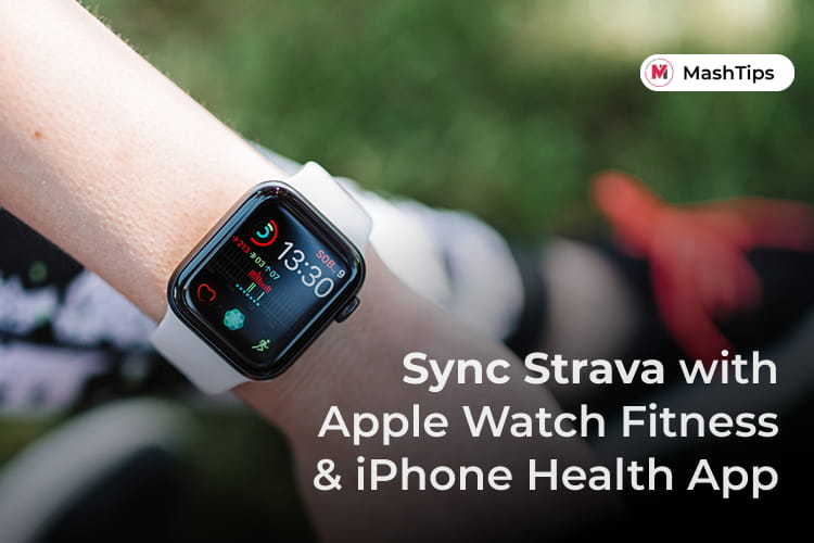 Sync Strava with Apple Watch Fitness App and iPhone Health