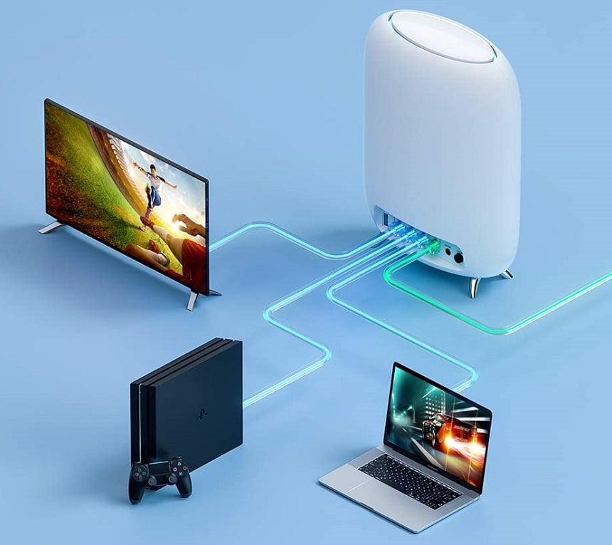 TaoTronics Mesh WiFi Router 2