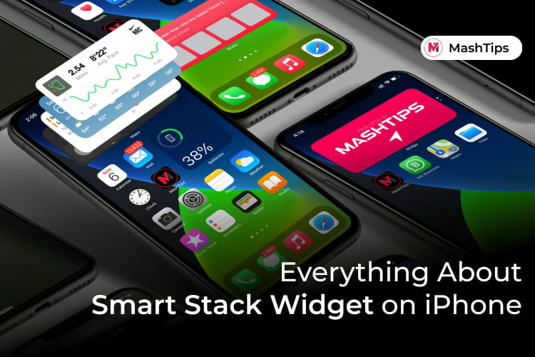 Use Smart Stack Widget on iPhone Tips