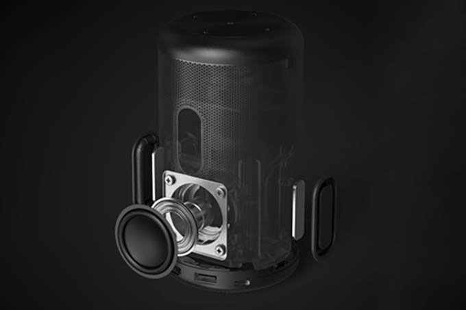 Anker Nebula Capsule Max Portable WiFi Projector Speaker and Sound Quality