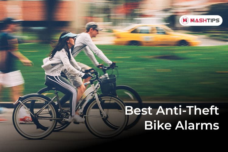 Best Anti Theft Bike EBike and Motorcycle Alarm
