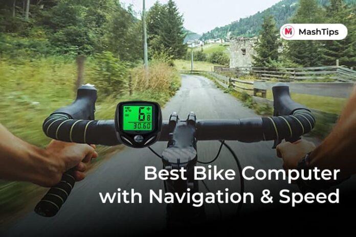 Best Bike Computers with Navigation and Bike Speedometer