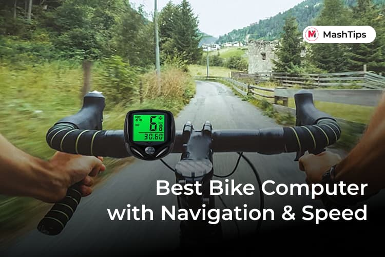 Best Bike Computers with Navigation and Bike Speedometer