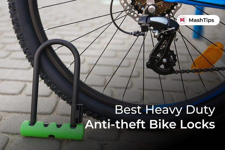 Best Bike Locks Heavy Duty