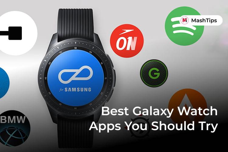Best Galaxy Watch Apps
