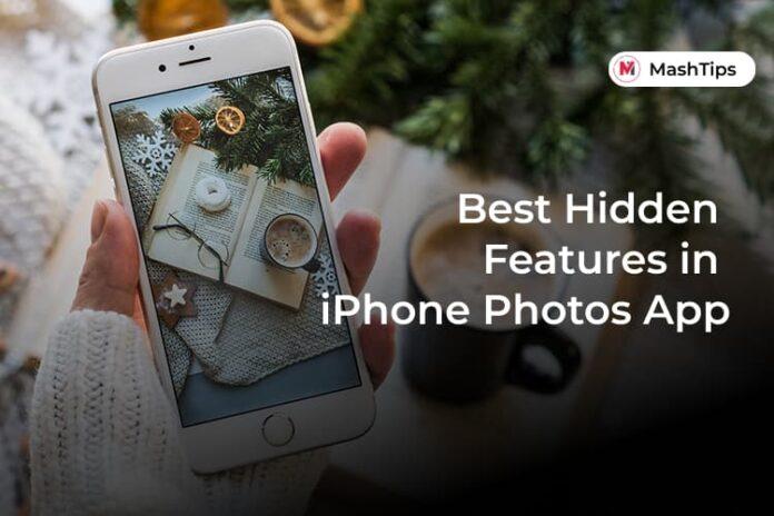 Best Hidden Features in iPhone Photos App